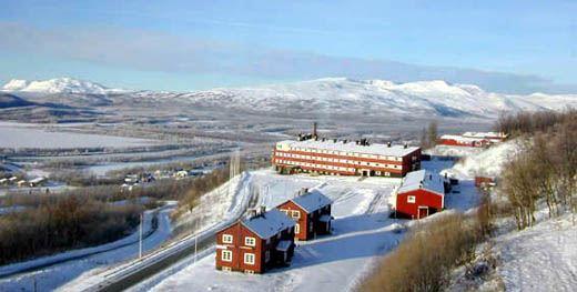 Hemavans Högfjällshotell