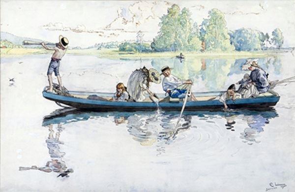 Carl Larsson gården Guided tour for children