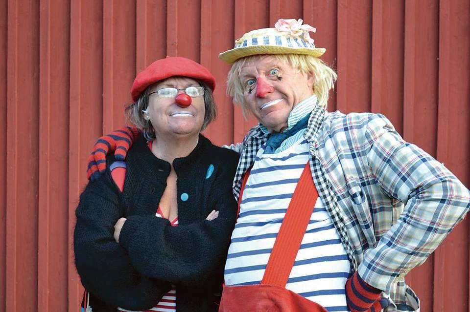 Clownshow med Max & Monick