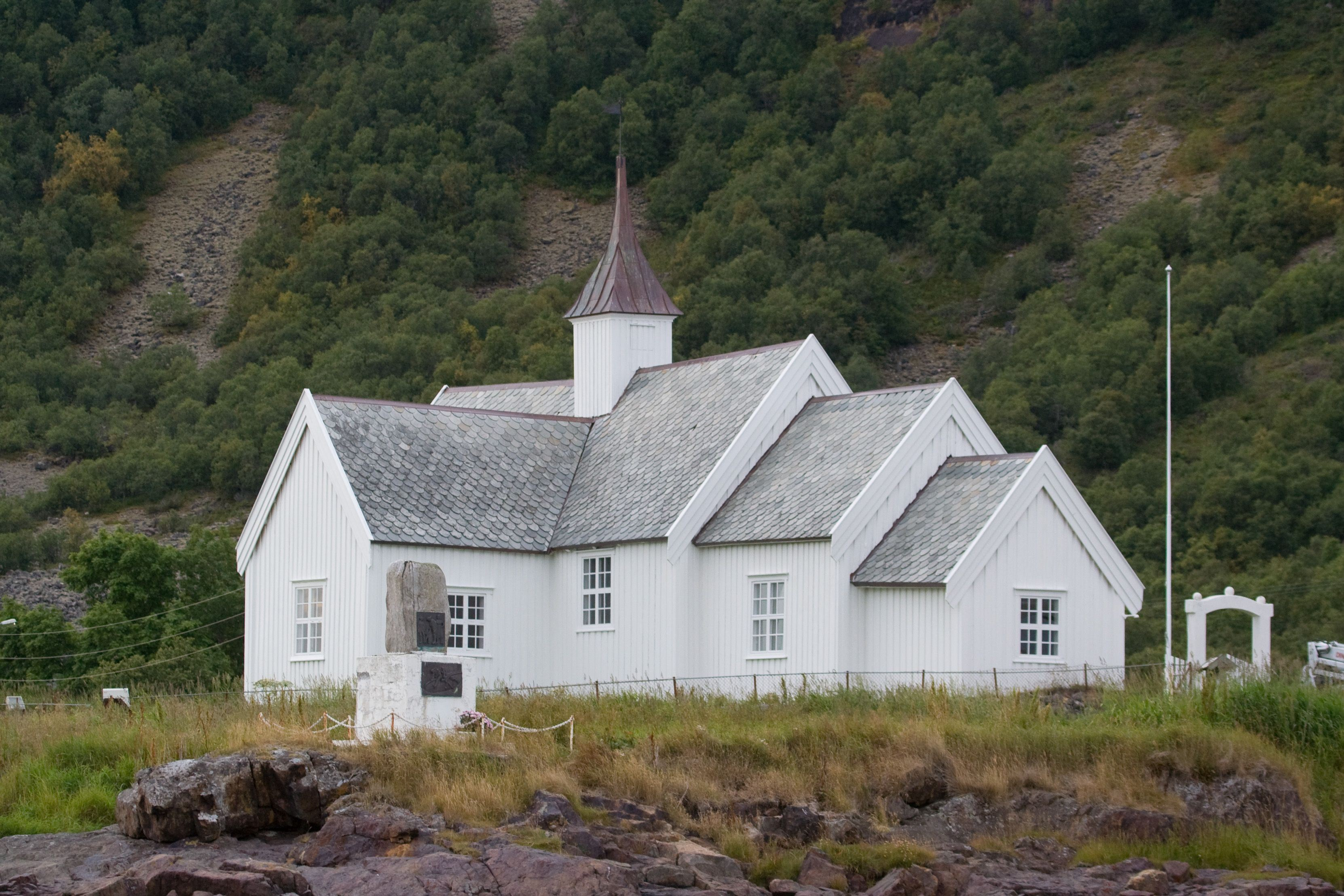 Nornet,  © Nornet, Øksnes, Skogsøya