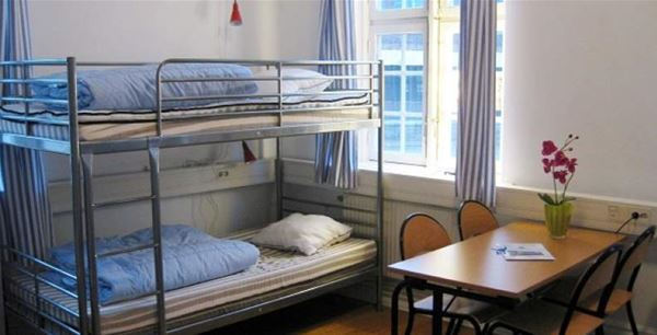 Halmstad, Hostel