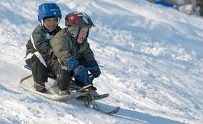 Tomas Lovén, Klinten ski slope