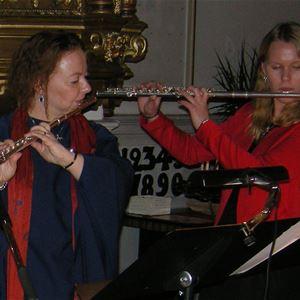 Foto Christer Frostensson, Musik i aftonljus