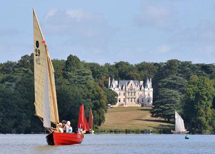© lvan, Erdre, rivière au coeur de Nantes