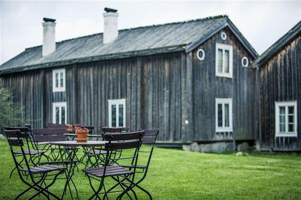 Ystegårn in Hillsta – a Hälsingland Farmhouse
