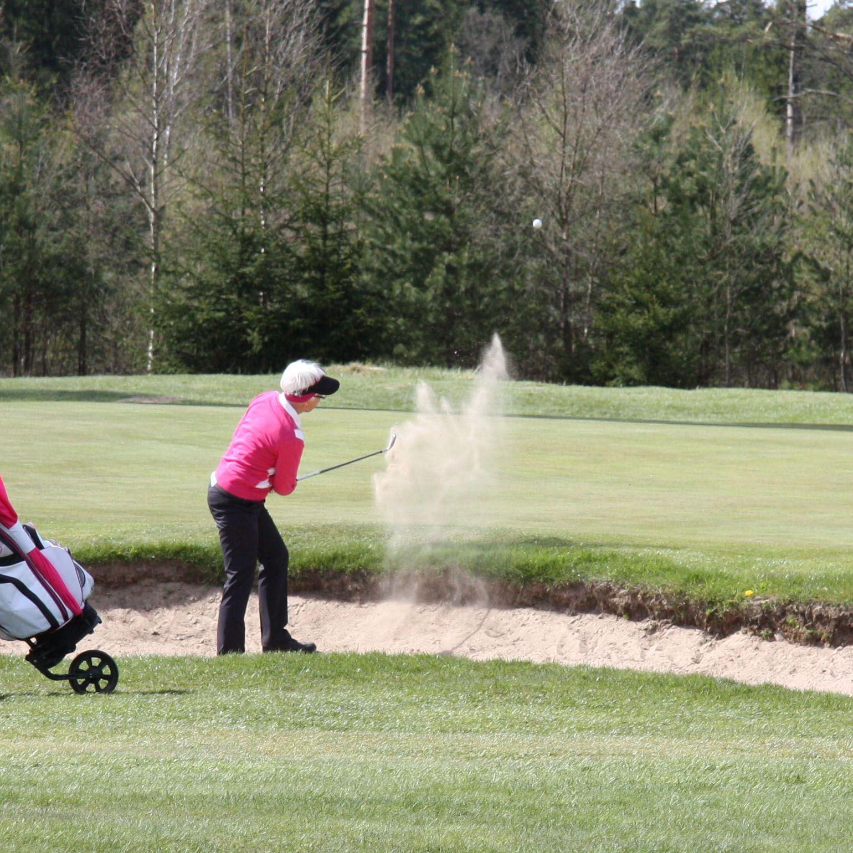 © Lagans GK, Lagans Golfklubb