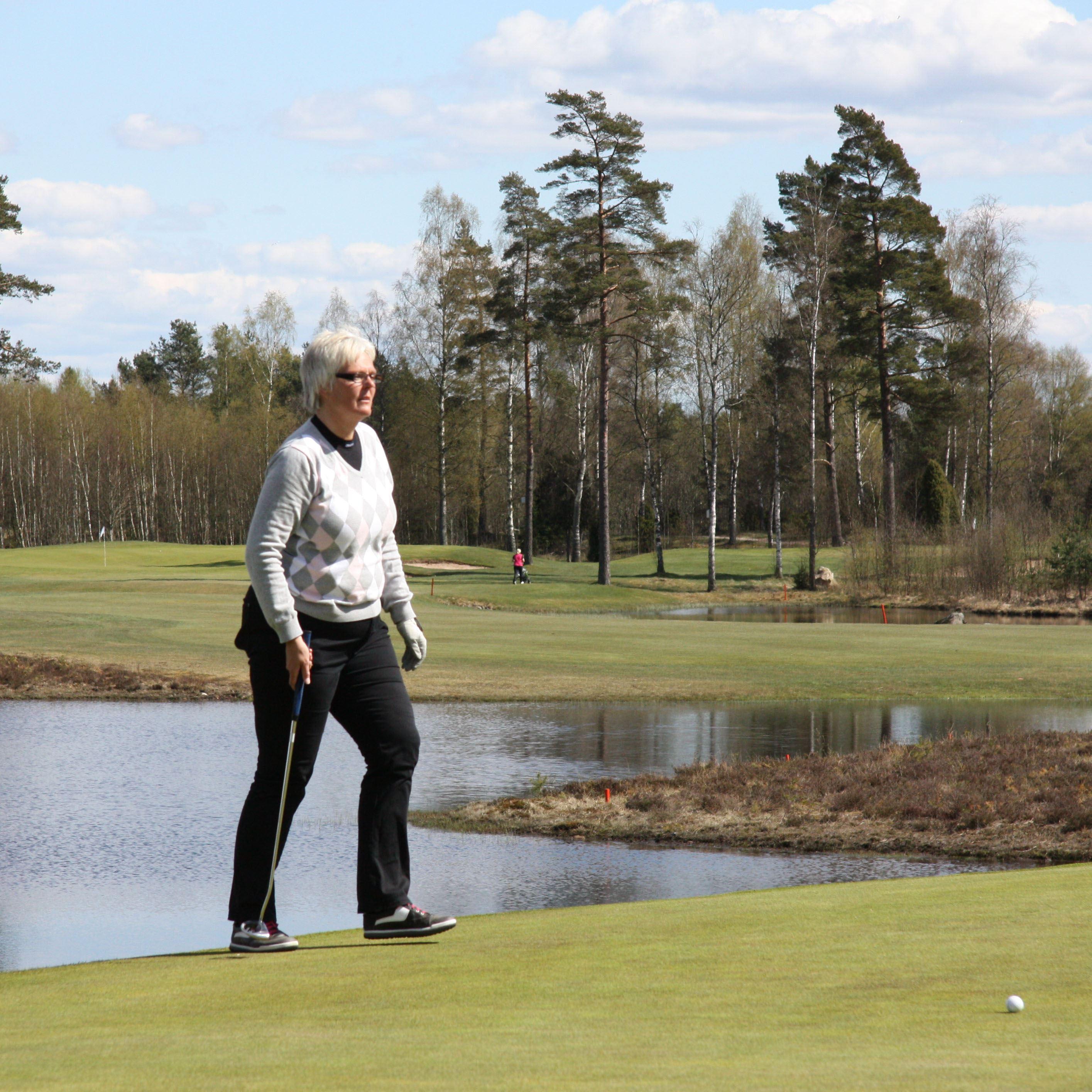 Lagans GK, Lagans Golfklubb