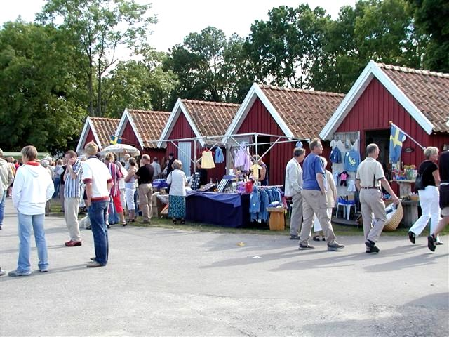 Kristianopel Harbour festivities