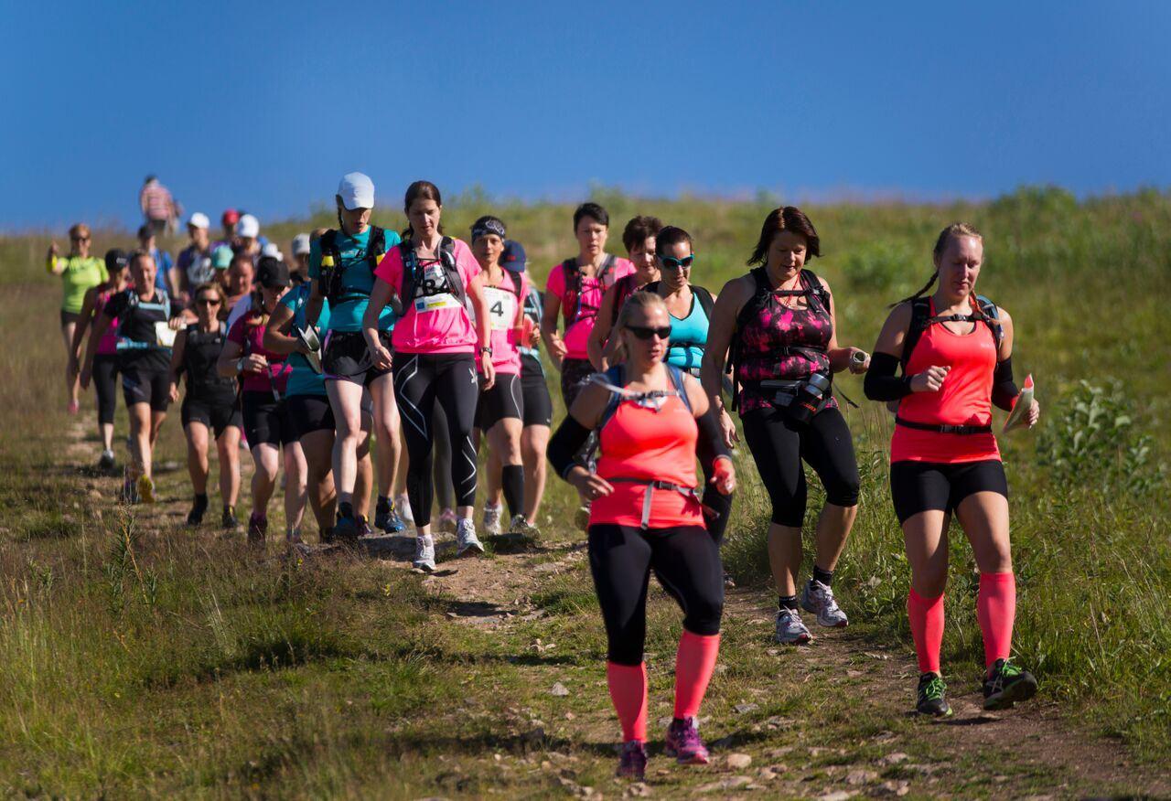 Sportkullan Adventure Race