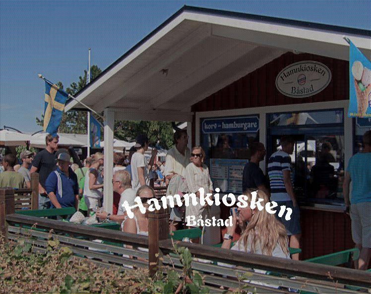 Hamnkiosken i Båstad