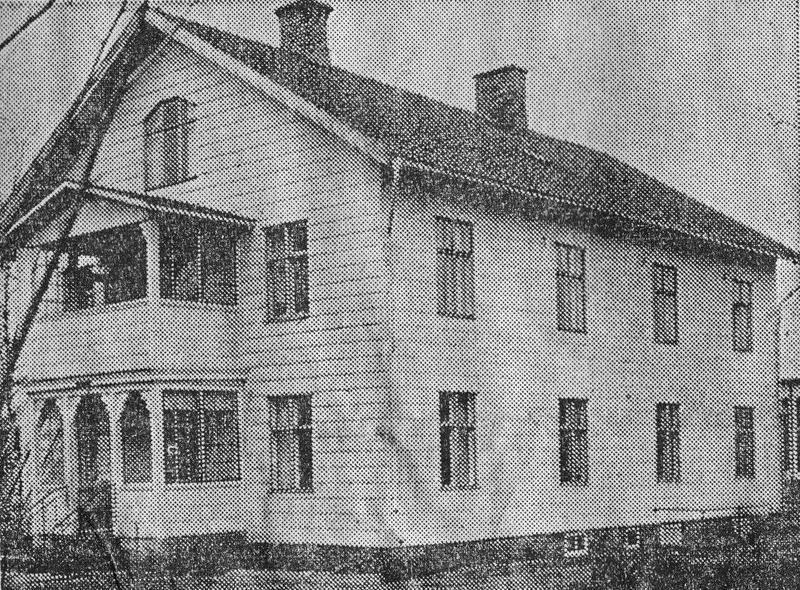 Betania, Skillingaryds första ålderdomshem