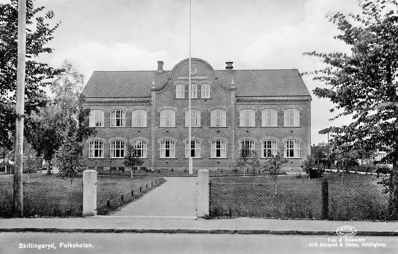 1914 års folkskola