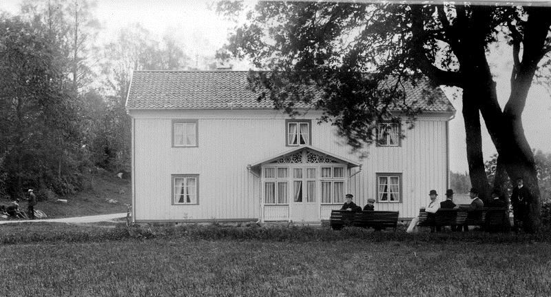 © Upphovsman: Claes Andersson, Långserums by