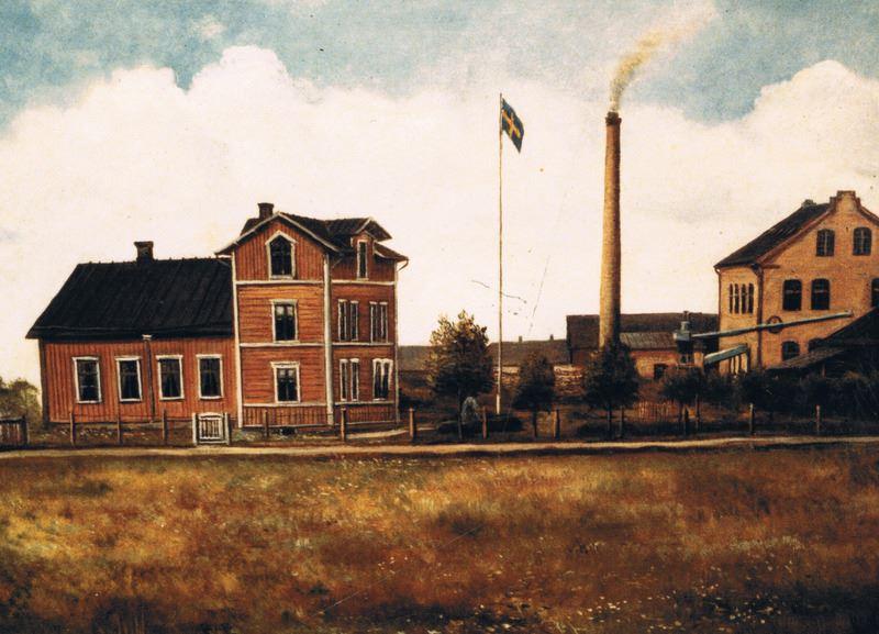 © Upphovsman: Linnéa Hugosson, Armélokalen på Vasagatan 1900-1910.
