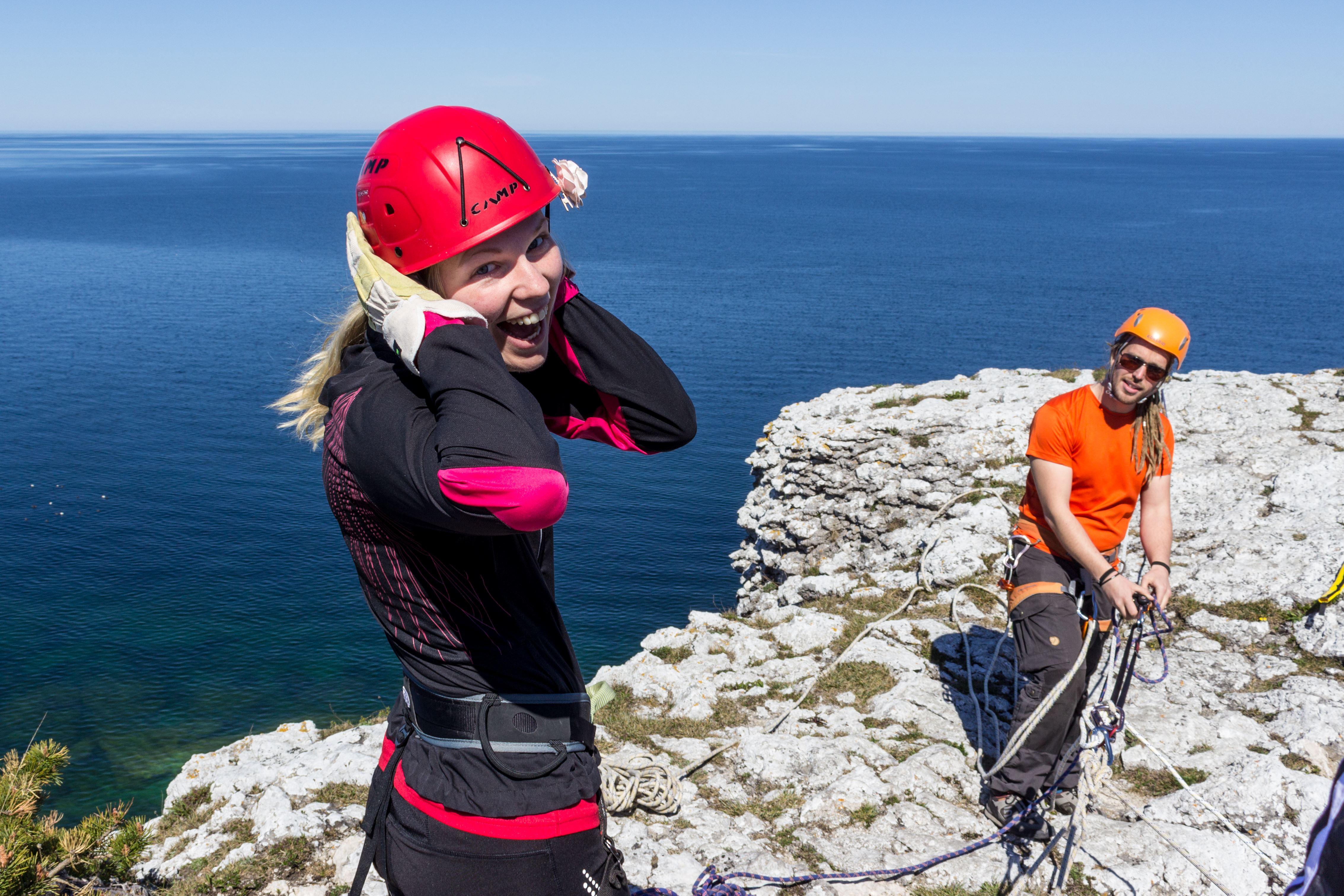Bergsnedfirning med Gotland Active