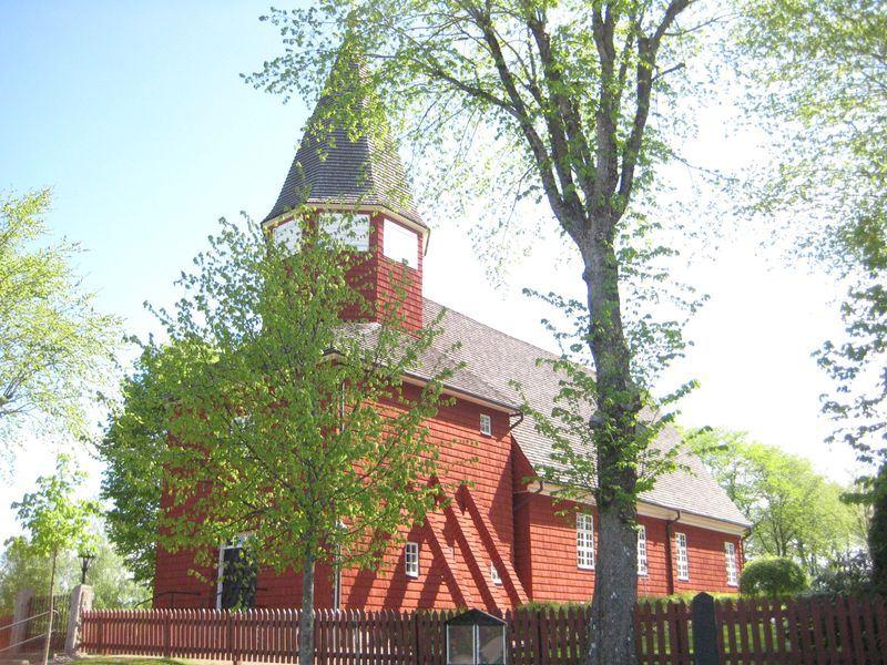 © Upphovsman: upplagd av Camilla Appelqvist Upphovsrätt: Creative Commons, Bondstorps kyrka 2010