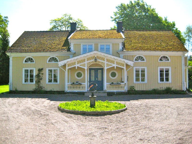 © Upphovsman: Upplagd av Camilla Appelqvist, Prästgården
