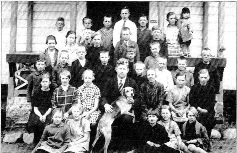 © Upphovsman: Upplagd av Camilla Appelqvist Upphovsrätt: Creative Commons, Bondstorps skola, läsåret 1927128 - lärare och elever.