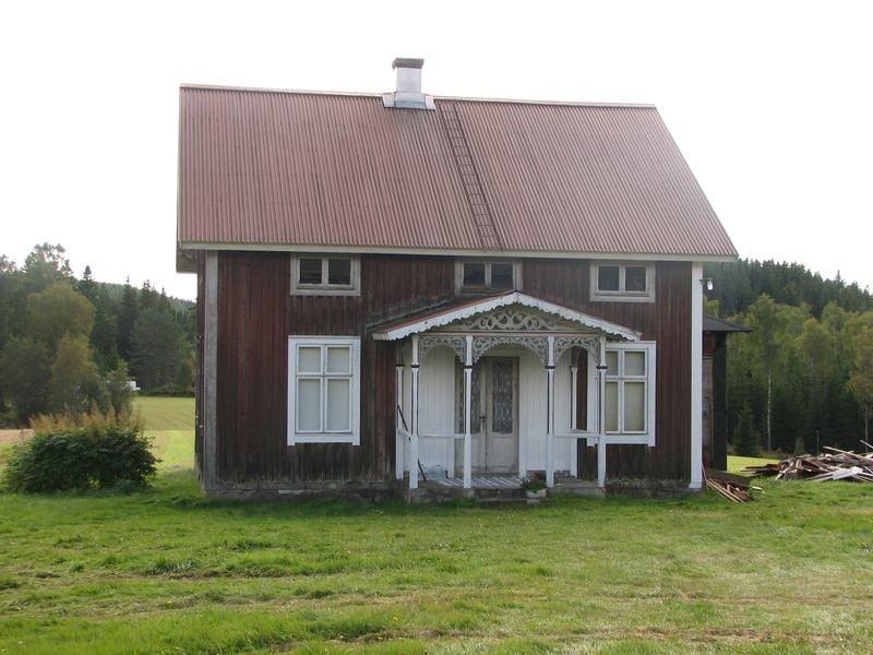 Kanshestraryd (gammal gård)