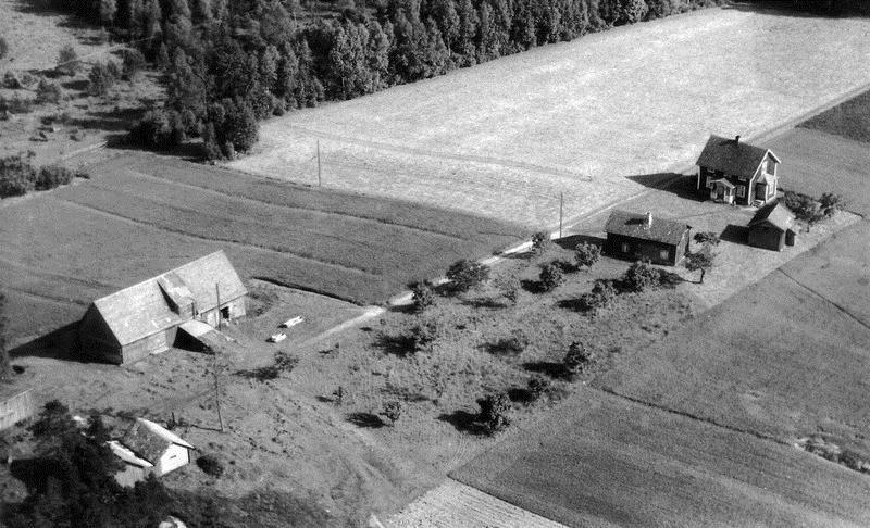 © Upphovsman: Upplagd av Camilla Appelqvist Upphovsrätt: Creative Commons, År 1928 hade 28 nya fruktträd planterats utöver de många som redan fanns. Med tiden dog en del av ålder. Resten fälldes, och området blev åkermark.