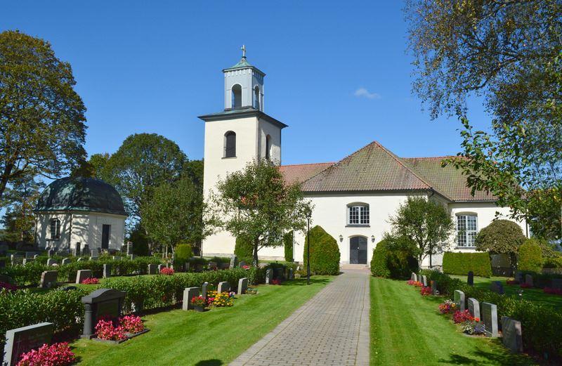 © Upphovsman: Christer Glenvik Upplagd av Camilla Appelqvist,  Svenarums kyrka