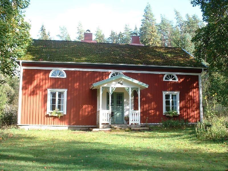 © Upphovsman: Ola Hugosson Upphovsrätt: Creative Commons , Bostadshuset Det enda som minner om verksamheten är det som nu är fritidshus