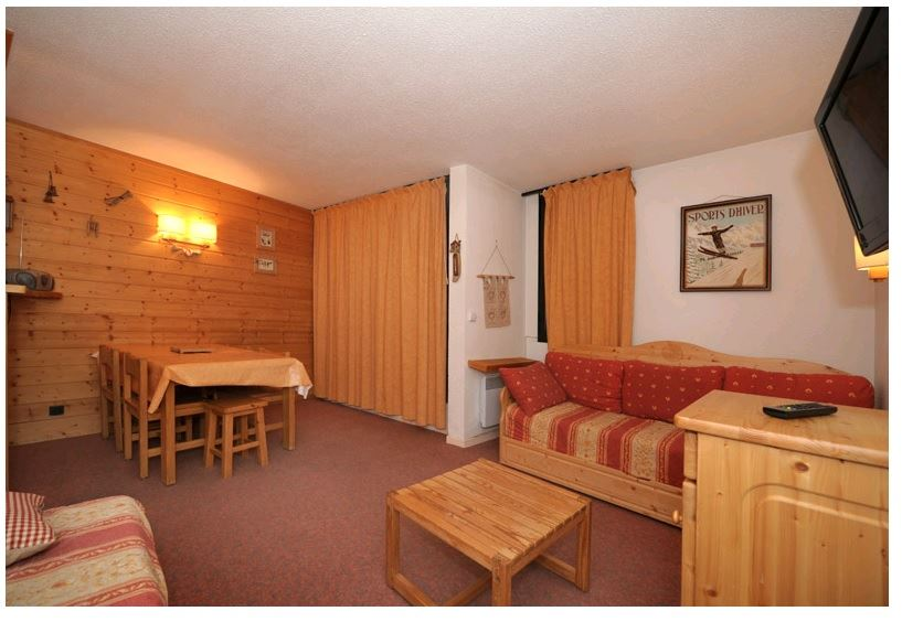 2 Rooms 6 Pers ski-in ski-out / CORYLES A 342