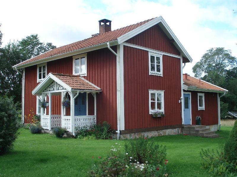 © Upphovsman: Ola Hugosson Upphovsrätt: Creative Commons , Västergården 1 Bostadshus från 1840-talet