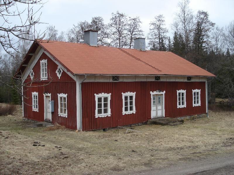 © Upphovsman: Ola Hugosson Upphovsrätt: Creative Commons, Inspektorsbostad Byggnaden är uppförd 1812