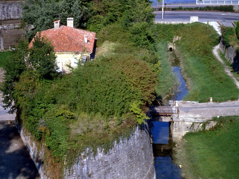 Les remparts du Petit Bayonne