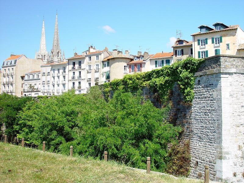 Au coeur des remparts (parcours Grand Bayonne)