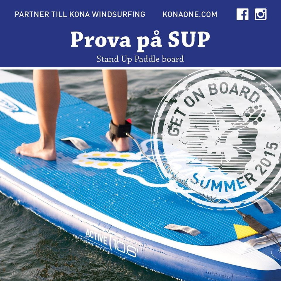 Rent a paddleboard/SUP - Orust kayak