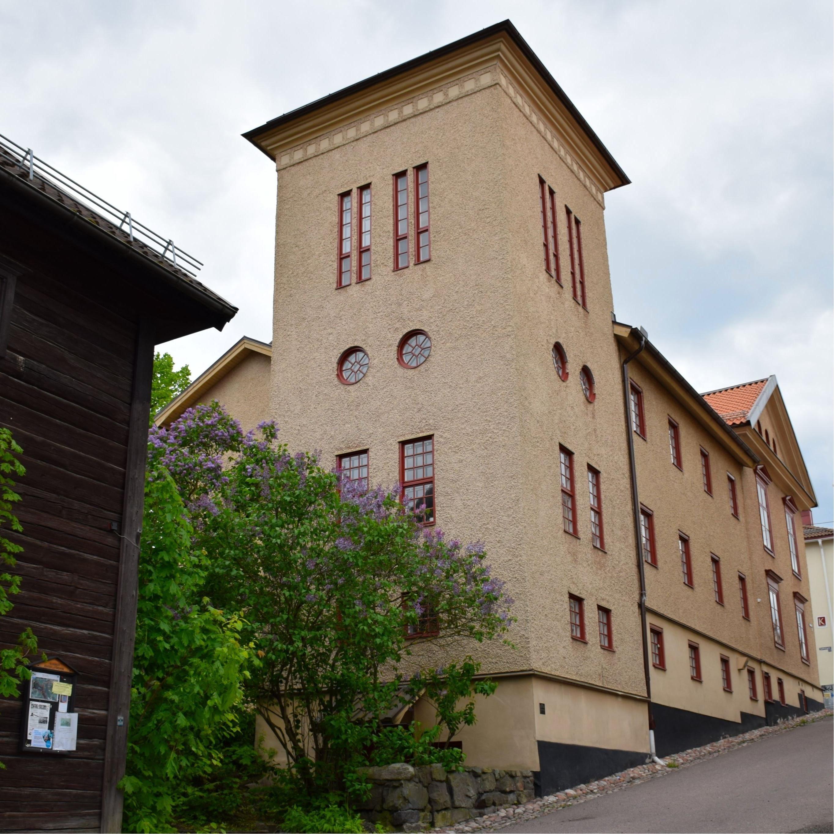 Mattias Boman, Elsborgs slott