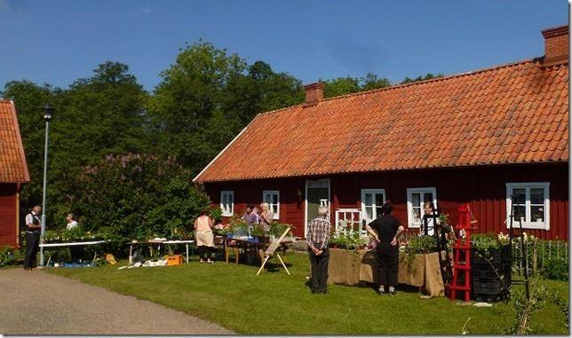 Ingrid Svensson, Västergårda hembygdsmuseum