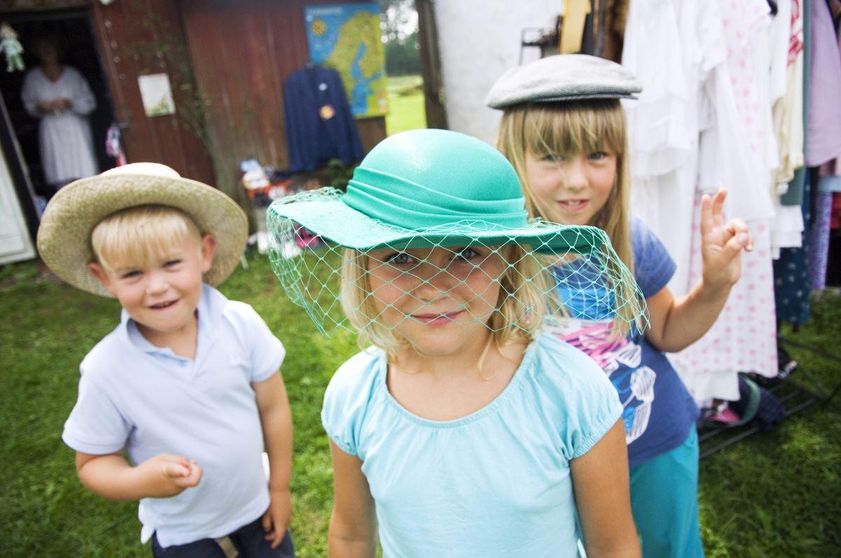 Smålandsbilder, Markt und mehr in Torpa