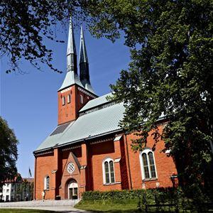 Sommarmusik i Växjö domkyrka