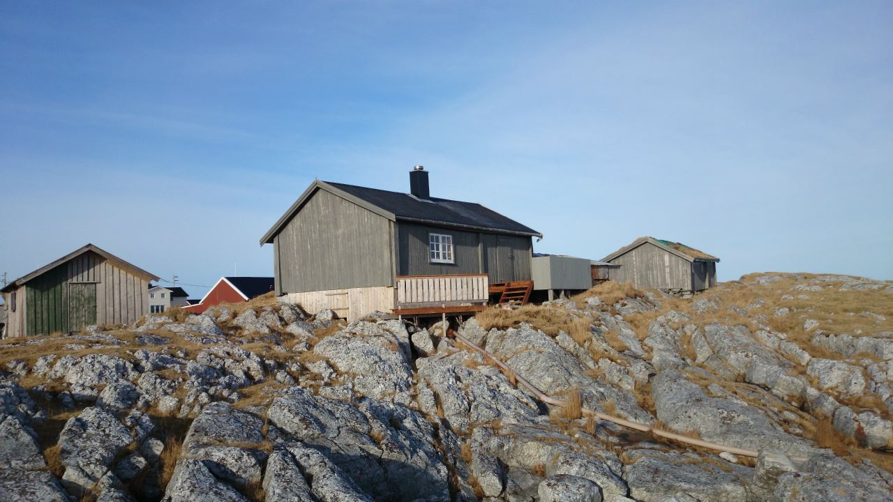 Overnight Accommodation at Givær