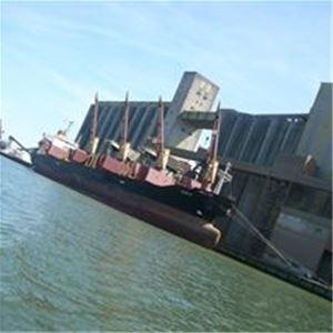 Visite du port de Rouen à bord de la