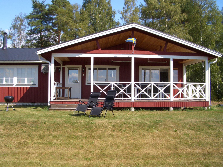 Hus i Norrbobyn