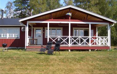 House in Norrbobyn, Bjuråker Hälsingland
