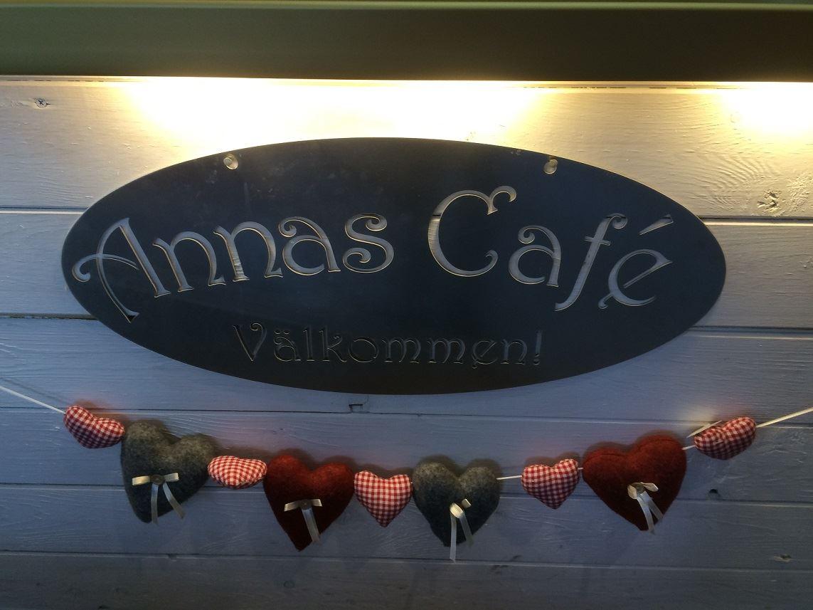 Annas Cafe i Hok