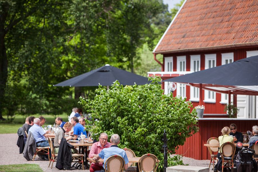 Erikstorps Kungsgård restaurant