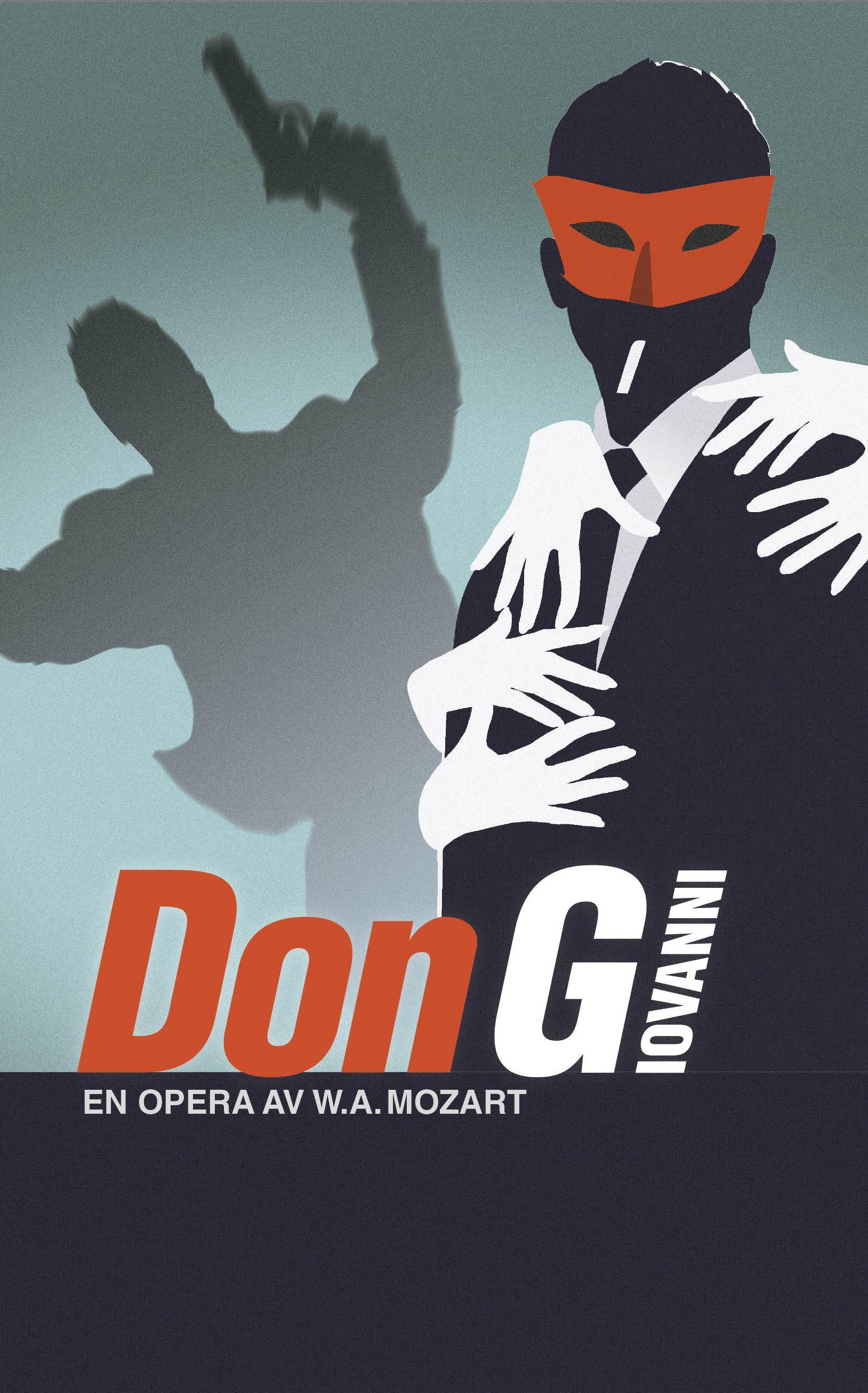 Don G - en thrilleropera i kammarformat