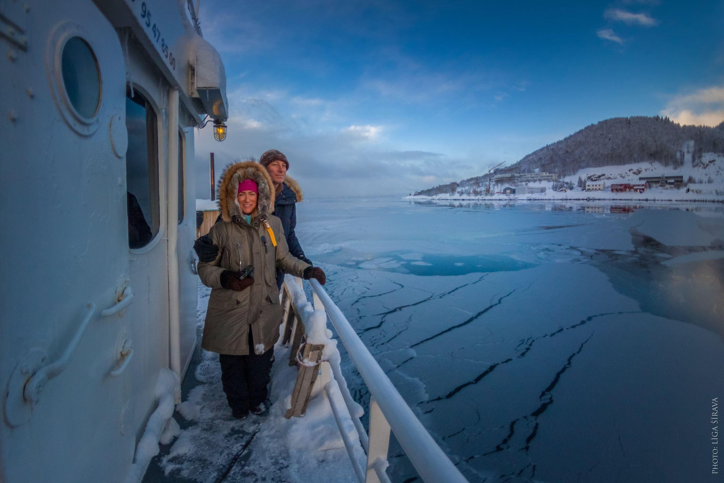 Fjordcruise - Arctic Explorer