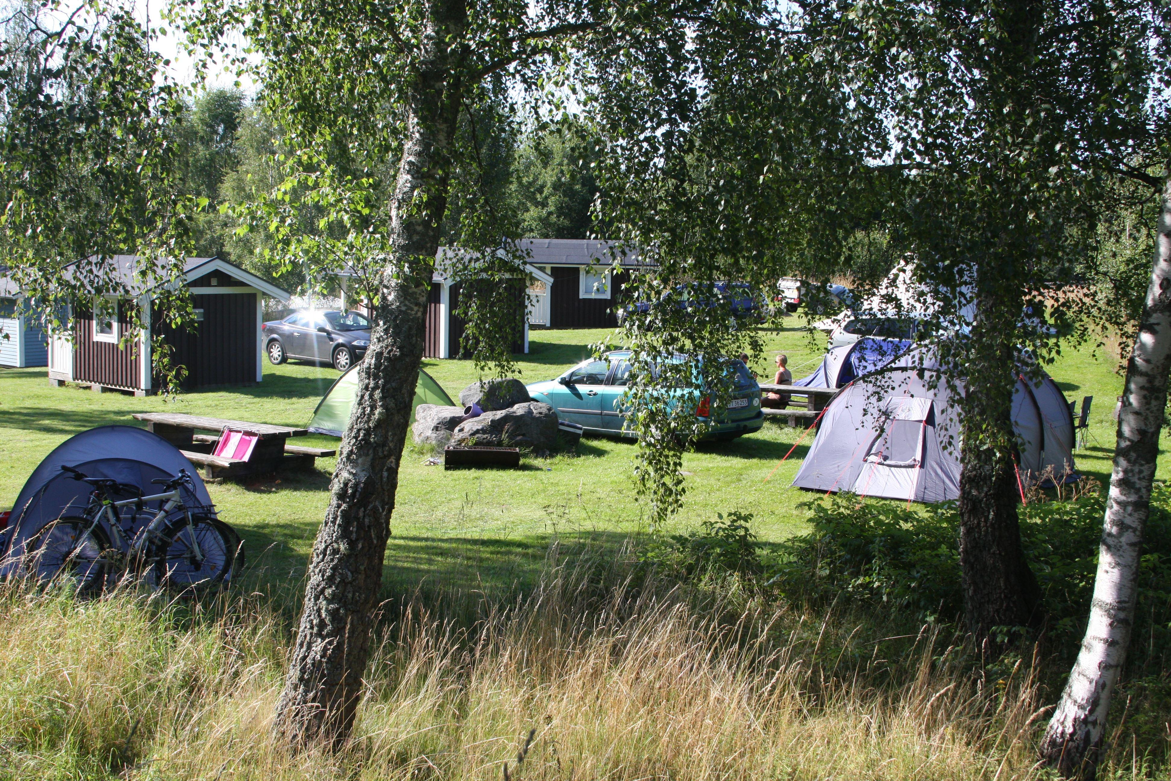 Luhrsjöbadens camping