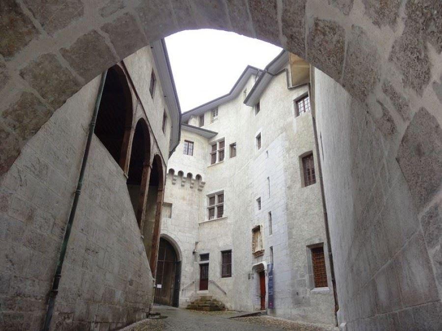 Visite Guidée - Chambéry - Le Château des Ducs de Savoie