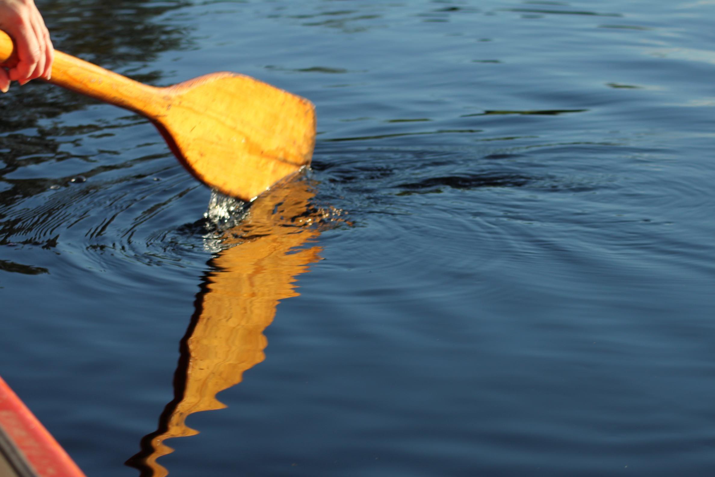 Malungs Turistbyrå, Öje canoe rental
