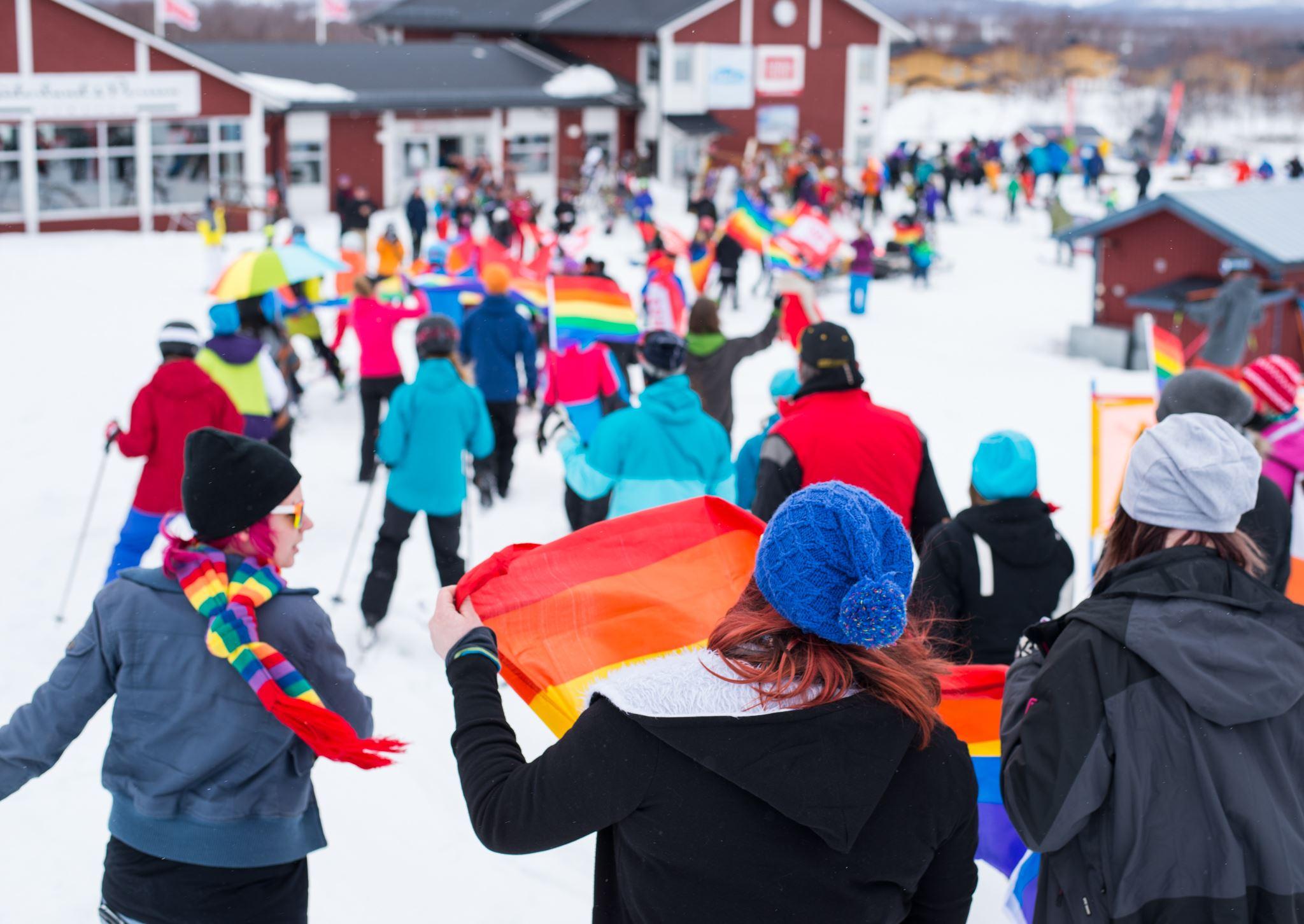 Hemavan Winter Pride