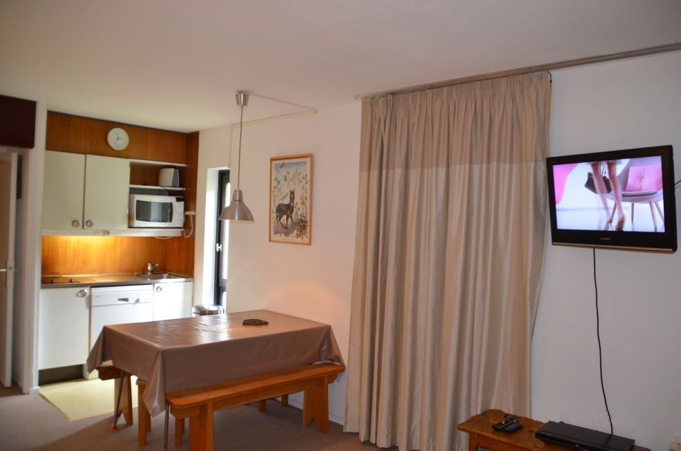 2 Rooms 6 Pers ski-in ski-out / DORONS 105