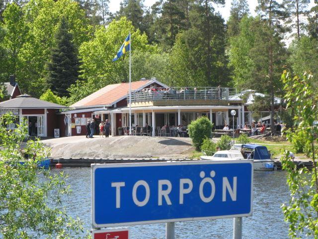 Torpöns Färjeläge Essen & Campen
